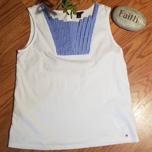 Tommy Hilfiger girls shirt size xl 16